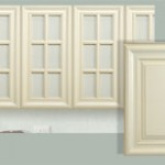 Oasis white kitchen cabinets