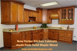 The Right Materials for Wood Kitchen Cabinets