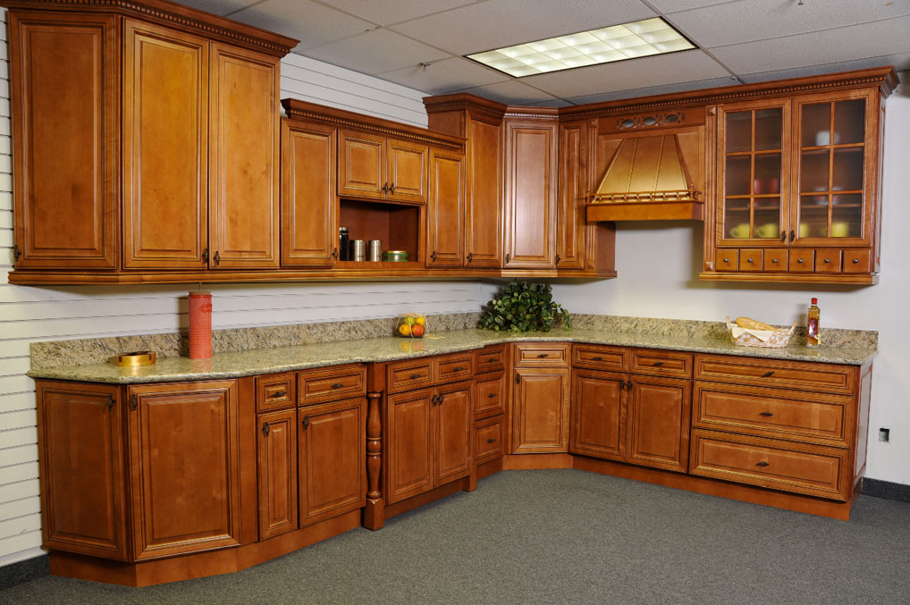 Cheap kitchen cabinets for cost effective kitchen remodeling Newwood cupboards