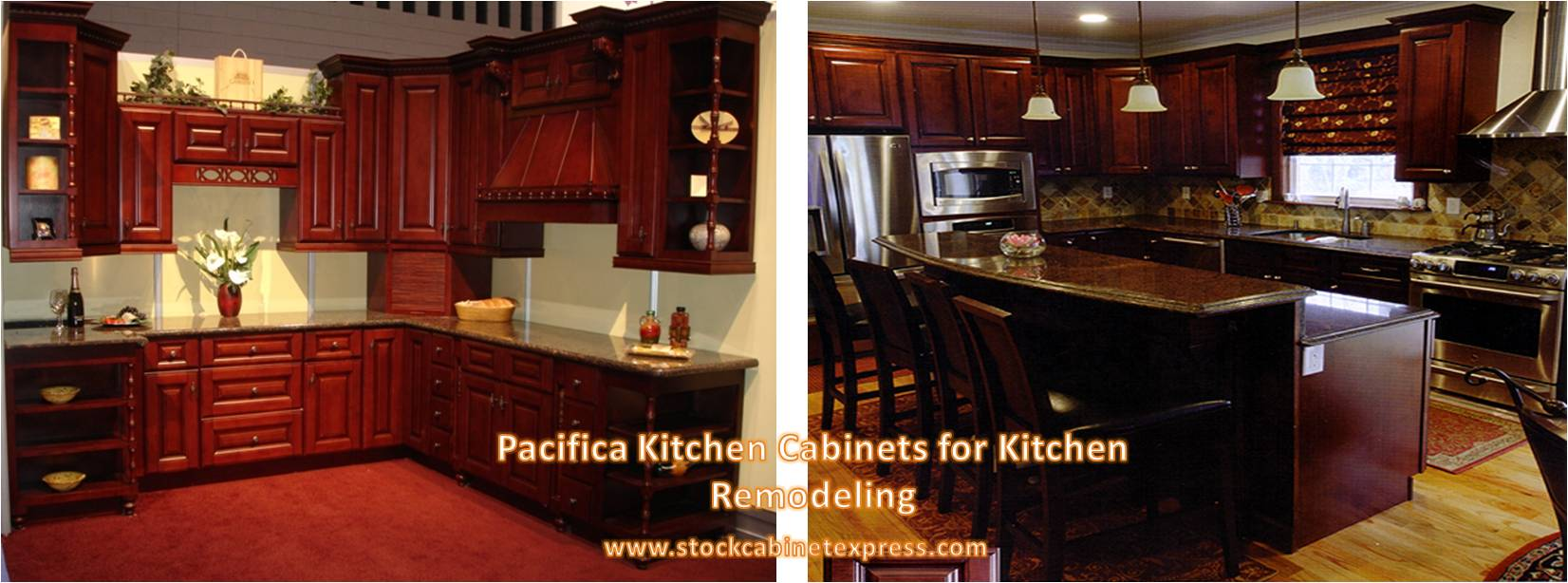 Modern cheap kitchen cabinets for Budget kitchen cupboards