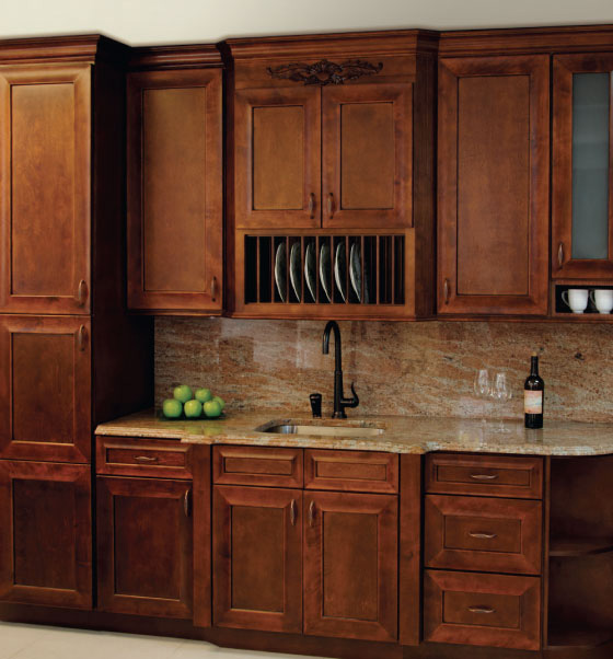 Kitchen Cabinets For Small Space: Tips & Tricks To Enlarge Your Small Kitchen Space