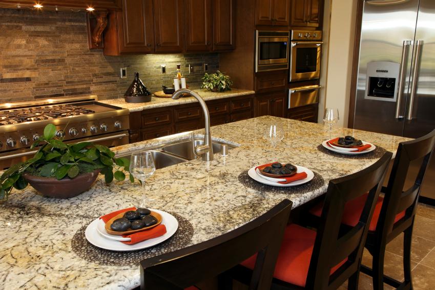 Cleaning Granite Countertops : How to Clean Your Granite Countertop