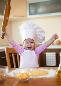 The Kid-Friendly Kitchen