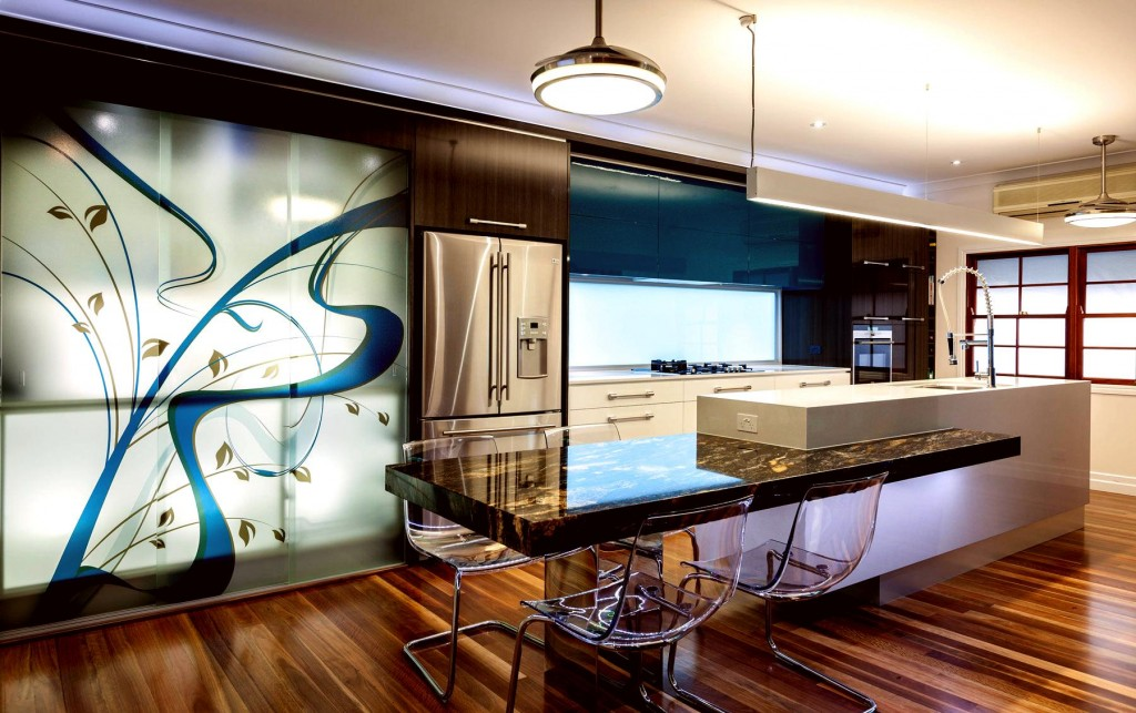 Contemporary Kitchen Design Elements