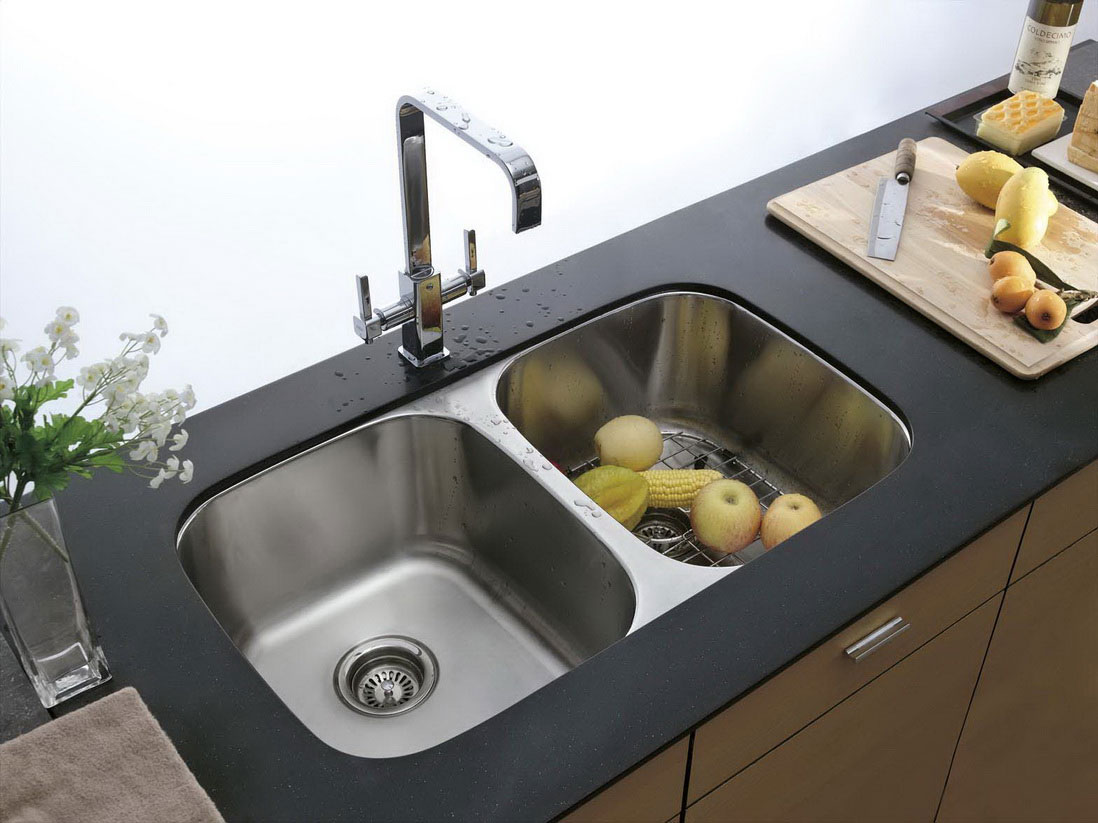 New Kitchen Sinks 8 quick ways to spruce up your kitchen for the new year kitchen sink workwithnaturefo