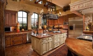 Mediterranean kitchen design tips