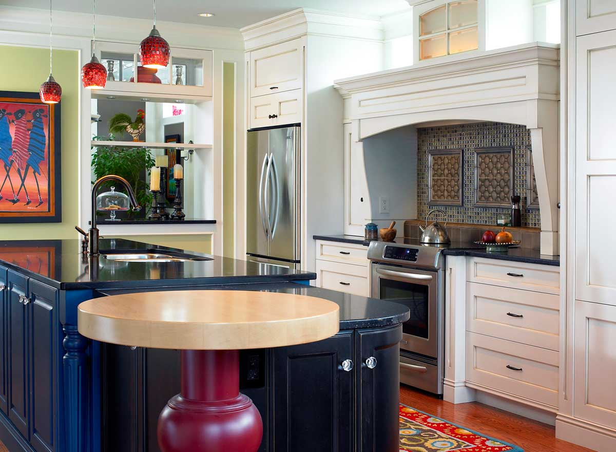 9 eclectic kitchen design tips for the creative homeowner for Kitchen ideas eclectic