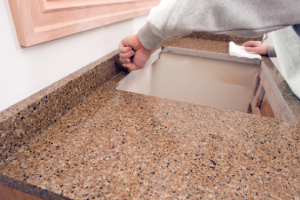 Laminate installation in Kitchens is Hassle-free