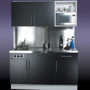 Modular smaller kitchen