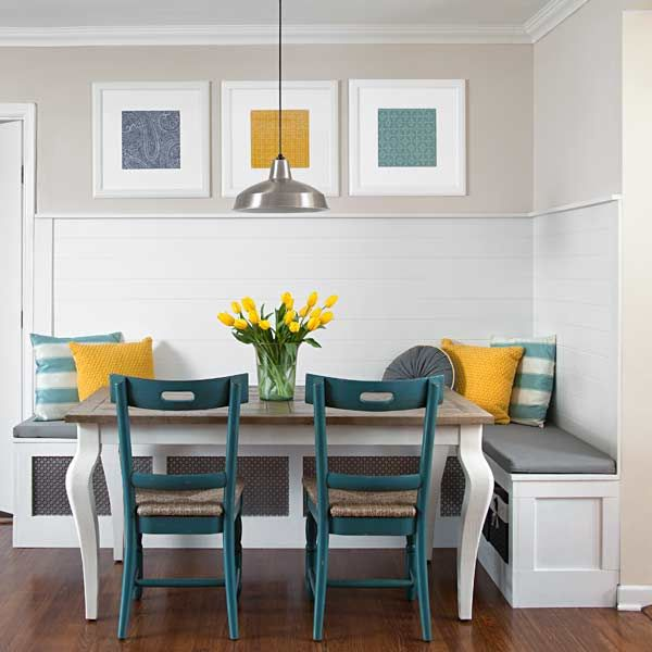 Kitchen Corner Seating Ideas: How To Create Your Very Own Breakfast Nook