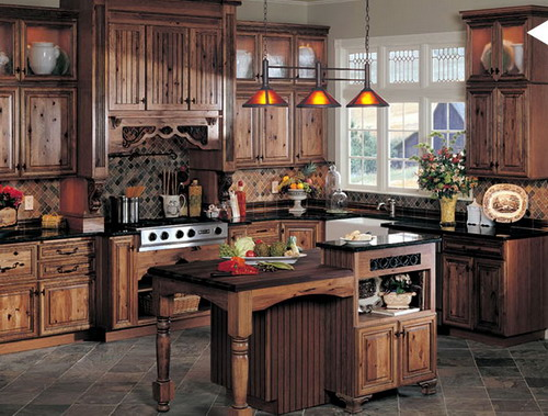 country themed kitchen decor. Natural and Inviting Rustic Kitchen Decor 4 Typical Traits Every Rustically Themed Should Have
