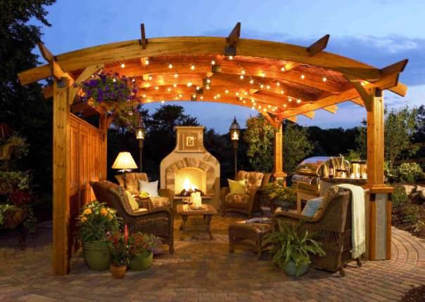 making sense of outdoor living rooms