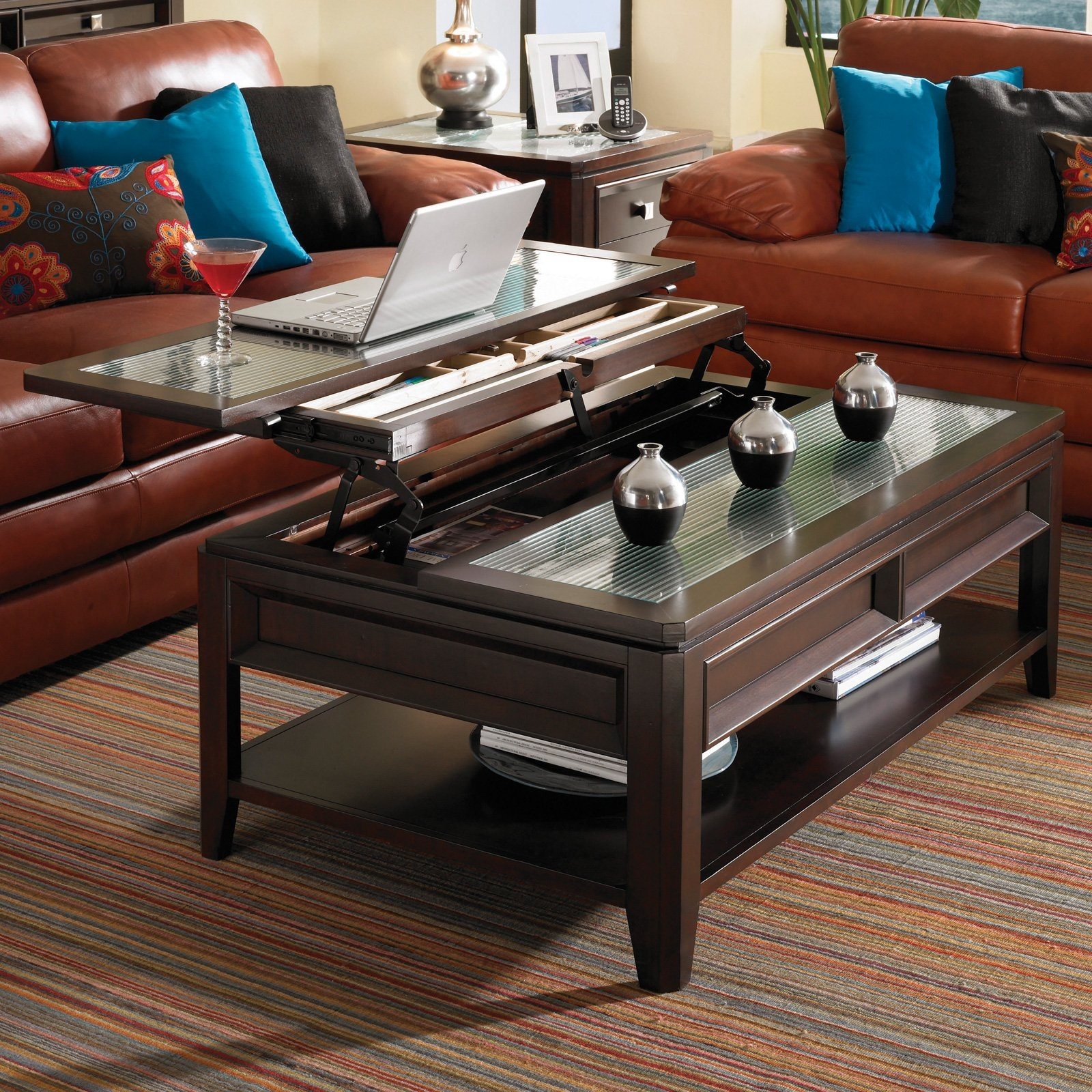 Lift Table Coffee Table: There's Something New Brewing In The World Of Decorating