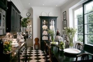 Bistro Style Kitchen Decor