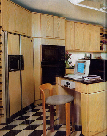 Give your kitchen a 1980s inspired upgrade for 80s style kitchen cabinets