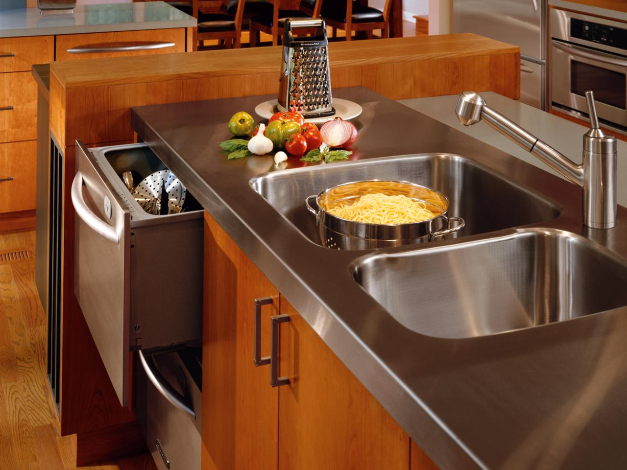 Kitchen Design Ideas For The Avid Home Chef