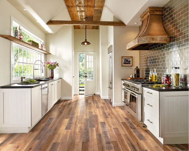 High End Laminate Flooring 5 budget-friendly alternatives to hardwood flooring |