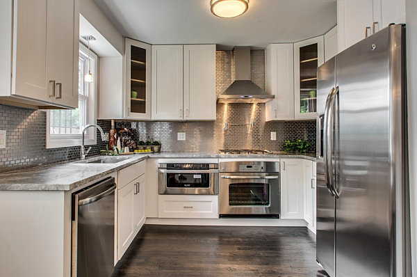 White Kitchen Stainless Appliances how to clean your stainless steel |