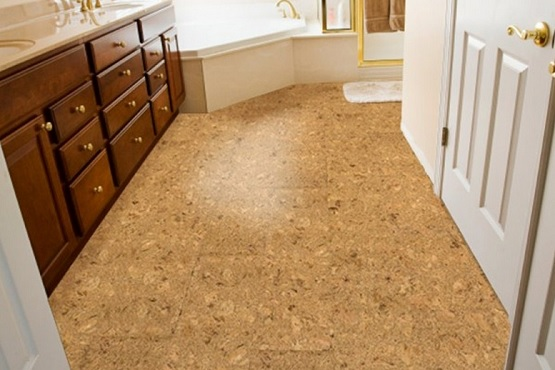 Make your renovation sustainable energy efficient for Sustainable cork flooring