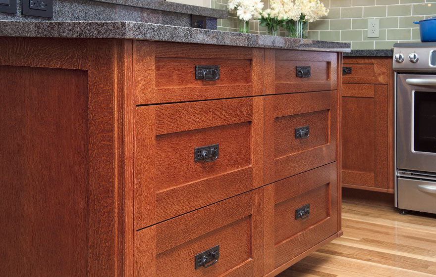 Best Hardware Styles For Shaker Cabinets