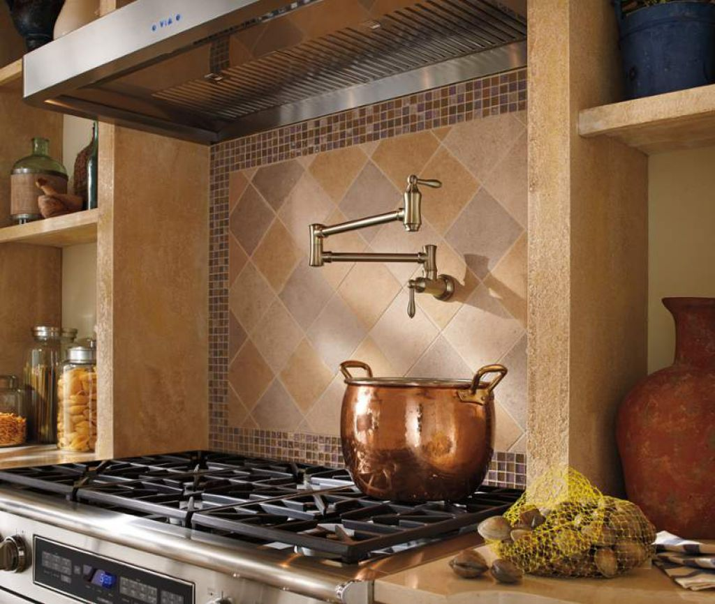 6 Kitchen Backsplash Ideas That Will Transform Your Space: 6 Design Ideas For Your Range Backsplash