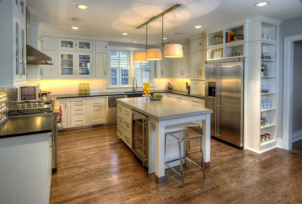 How to design your kitchen for optimal storage efficiency for Kitchen cabinets express