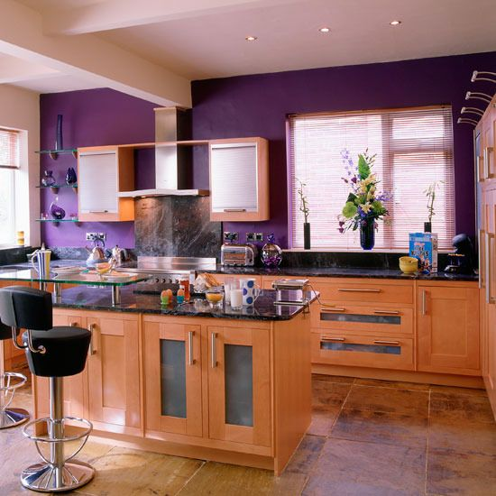 7 Ways To Use Pantone Color Of The Year Ultra Violet In Your Kitchen