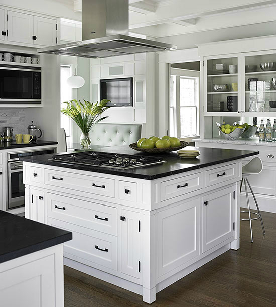 17 Best Ideas About Kitchen Island Table On Pinterest: Classic Kitchen Design Tips For The Uncomplicated Homeowner