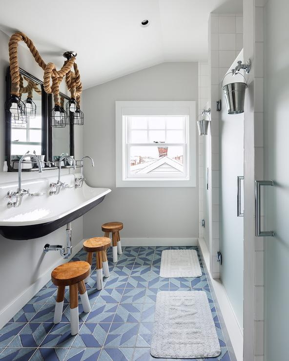 Design Your Own Authentic Nautical Bathroom, Nautical Pictures For Bathrooms