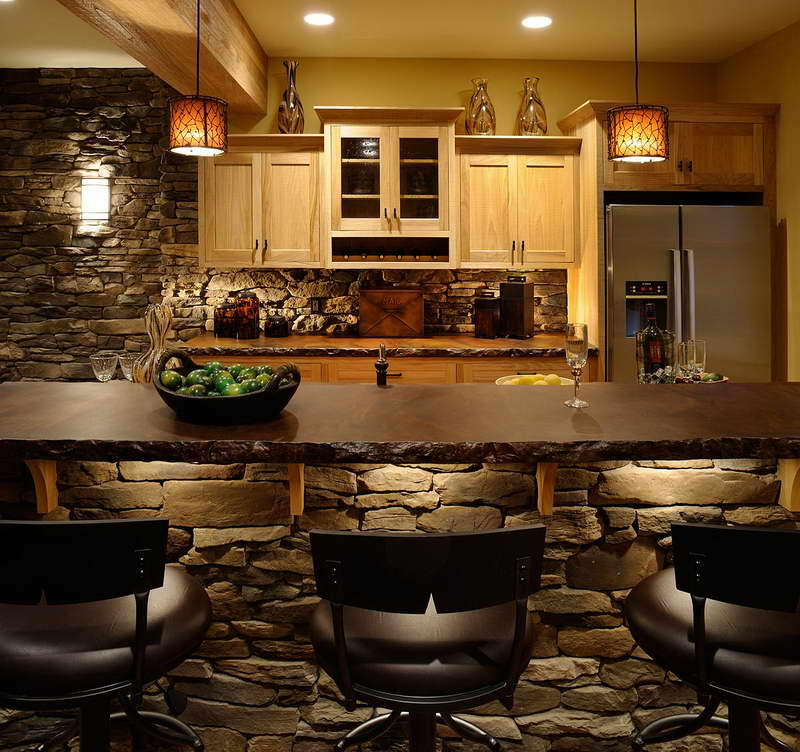 Your Kitchen Isn T Fully Illuminated With Some Accent Lighting Photo Source Weaver
