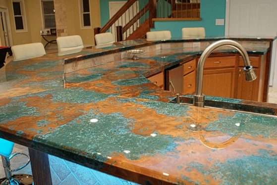 Metal Countertop For Your Kitchen
