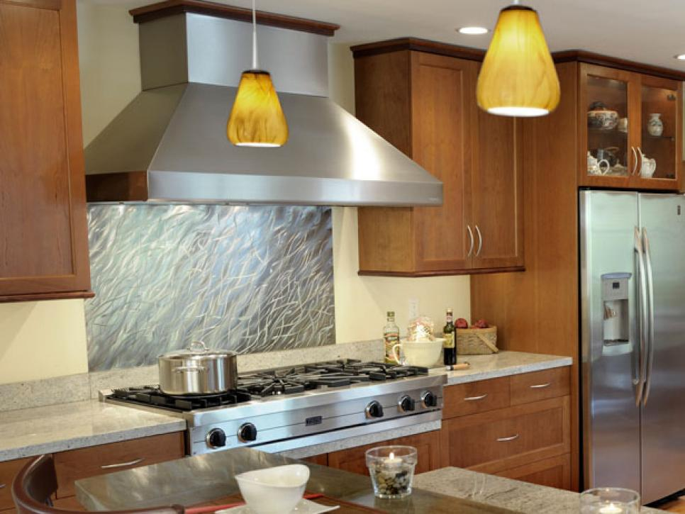stainless steel backsplashes for kitchens 9 eye catching backsplash ideas for every kitchen style 25938