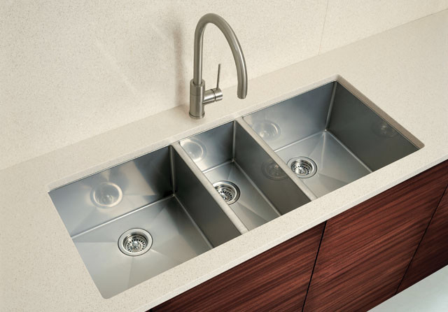 3 bowl kitchen sink your kitchen sink buying guide 3852