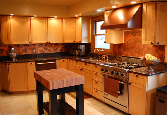 kitchen copper backsplash 9 eye catching backsplash ideas for every kitchen style 13023
