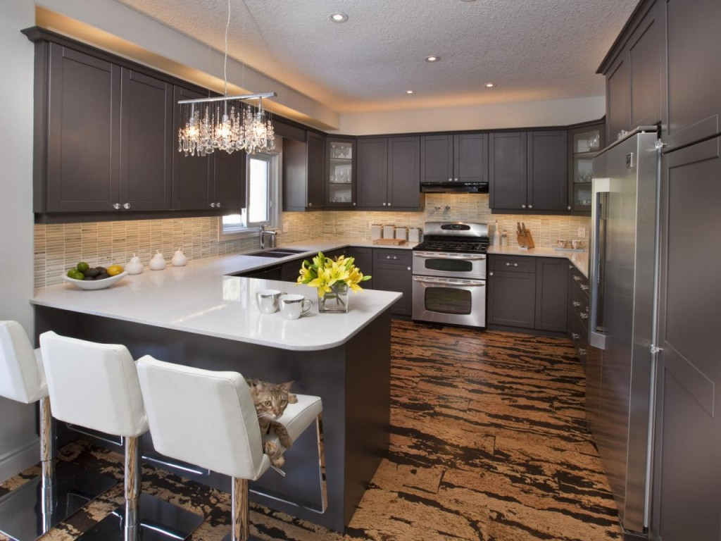 are cork floors good for kitchens 5 budget friendly alternatives to hardwood flooring 9038