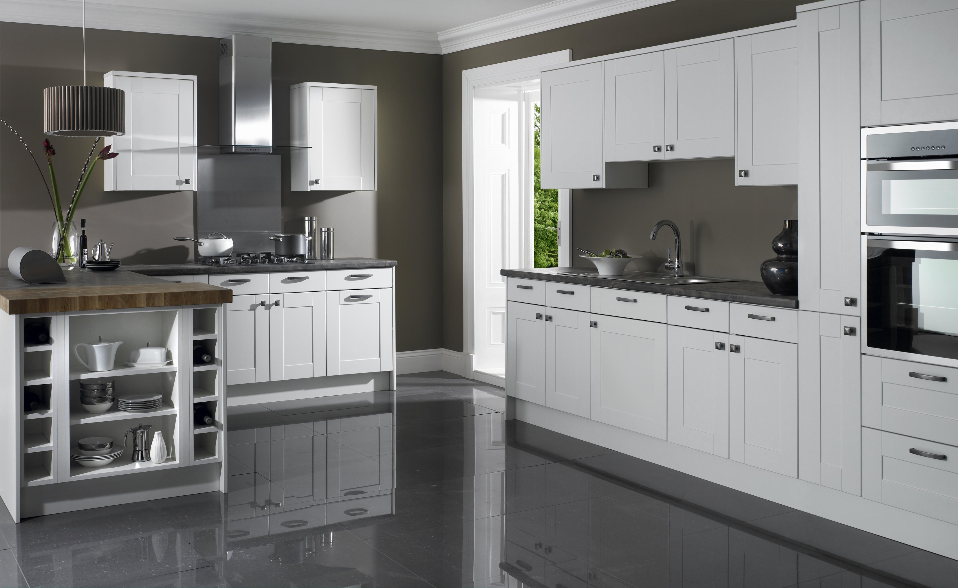 Hardware Styles For Shaker Cabinets