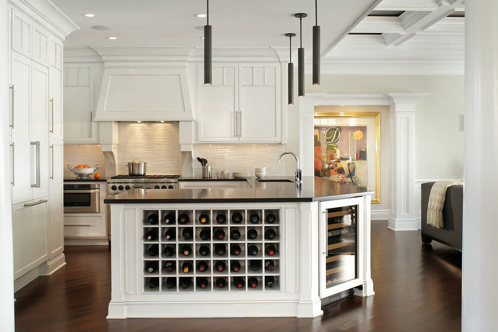 Kitchen Design Ideas For Wine