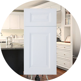 Gramercy White Kitchen Cabinets stockcabinetexpress