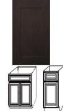 Pepper Shaker Vanity Cabinets