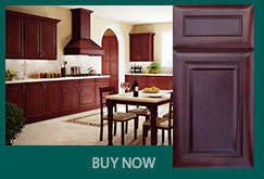 Forevermark Discount rta k series Cherry Glaze kitchen cabinets