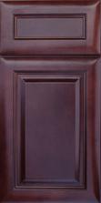 Forevermark Cherry Glaze Kitchen Cabinet