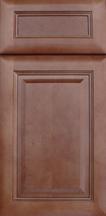 Cinnamon Glaze Cabinet