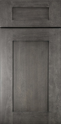 Greystone Shaker Kitchen Door: Click to Enlarge