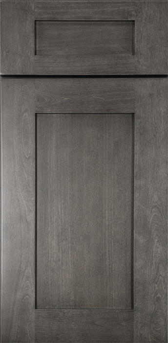 Greystone Shaker Kitchen Door