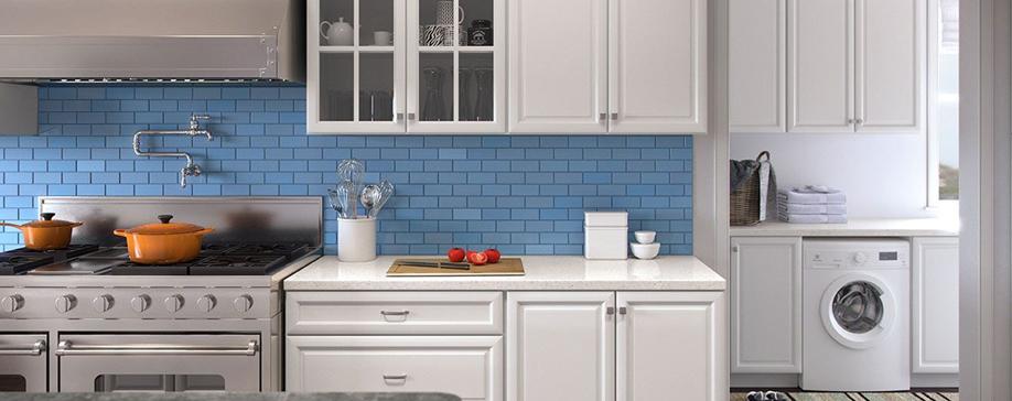 K-White Kitchen Door