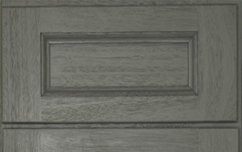 Midtown Grey Kitchen Cabinets Details