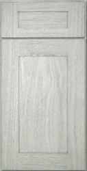 Nova Light Gray Shaker Kitchen Door: Click to Enlarge
