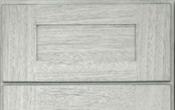 Nova Light Gray Shaker Kitchen Cabinets Details