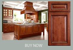 TSG Sienna Rope Kitchen Cabinets