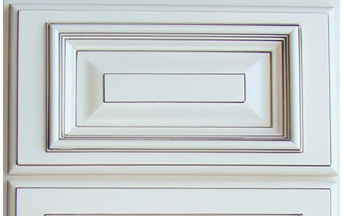 Signature Pearl Kitchen Cabinet Details